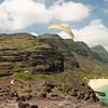 Paragliders at play-79