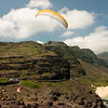 Paragliders at play-80