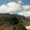 Paragliders at play-76