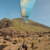 Paragliders at play-145
