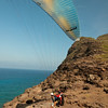 Paragliders at play-147