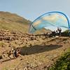 Paragliders at play-142