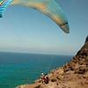Paragliders at play-148