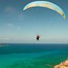 Paragliders at play-151