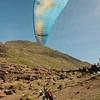 Paragliders at play-144