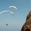 Paragliders at play-207