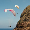 Paragliders at play-205