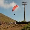 Paragliders at play-212