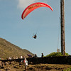 Paragliders at play-211