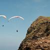 Paragliders at play-209