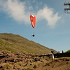 Paragliders at play-213