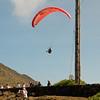 Paragliders at play-210