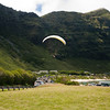Paraglider landings at Kaupo Beach Park-12
