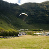 Paraglider landings at Kaupo Beach Park-11