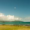 Paraglider landings at Kaupo Beach Park-5