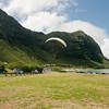 Paraglider landings at Kaupo Beach Park-14