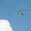 Paragliders at Makapuu-73