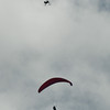 Paragliders at Makapuu-77