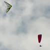 Paragliders at Makapuu-89