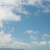 Paragliders at Makapuu-85