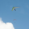 Paragliders at Makapuu-75