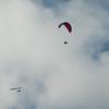 Paragliders at Makapuu-82