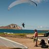 Paragliders at Makapuu-145