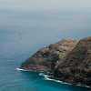 Paragliders at Makapuu-13