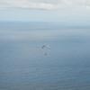 Paragliders at Makapuu-1