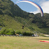 Paraglider landings-7