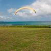 Paraglider landings-89