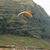 Paraglider landings at Kaupo Beach-20