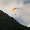 Paraglider landings at Kaupo Beach-16