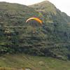 Paraglider landings at Kaupo Beach-19