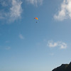 Paraglider landings at Kaupo Beach-9