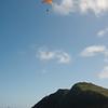 Paraglider landings at Kaupo Beach-10