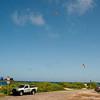 Paraglider landings at Kaupo Beach-5