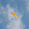 Paraglider landings at Kaupo Beach-8