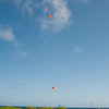 Paraglider landings at Kaupo Beach-6