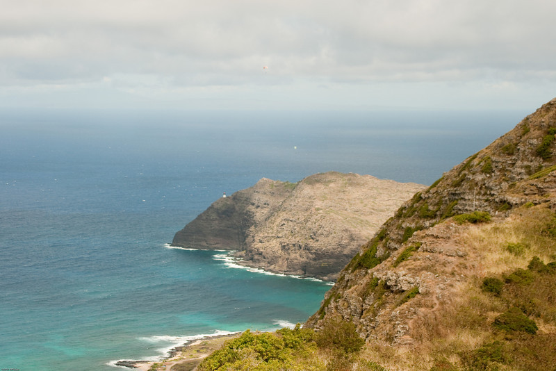 Over Makapuu-1
