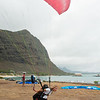 Paraglider Party at Makapuu LZ-15