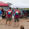 Paraglider Party at Makapuu LZ-9