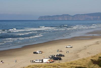 Cape Kiwanda view to Cape Lookout