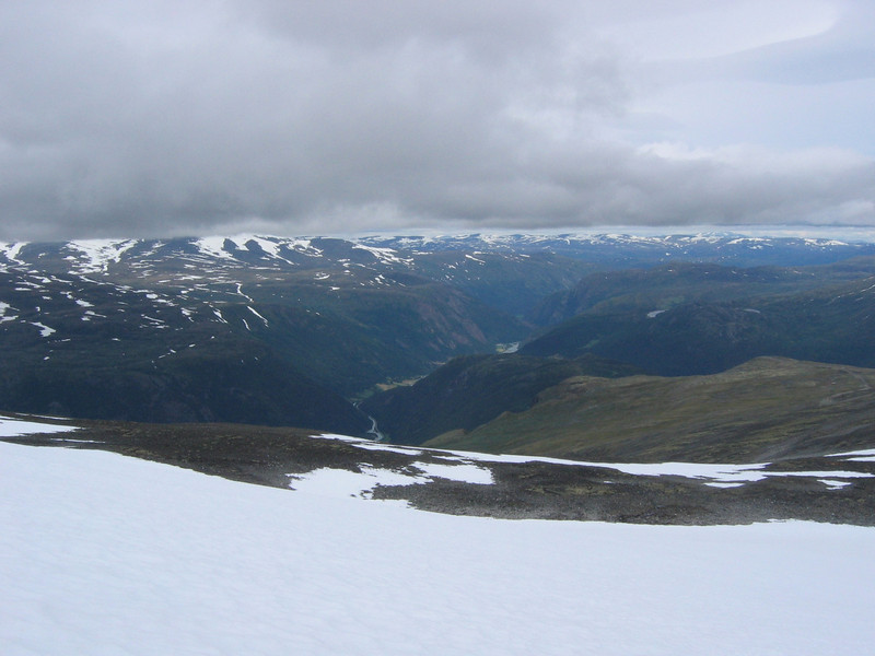 Mytingsfjellet, Bøverdalen