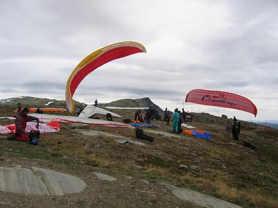 Paragliding 2006
