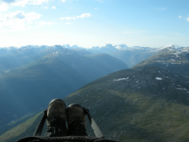 Inngangen til Romsdalen