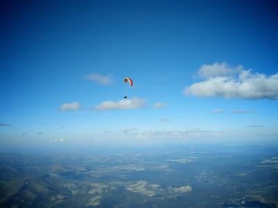 Paragliding 2008