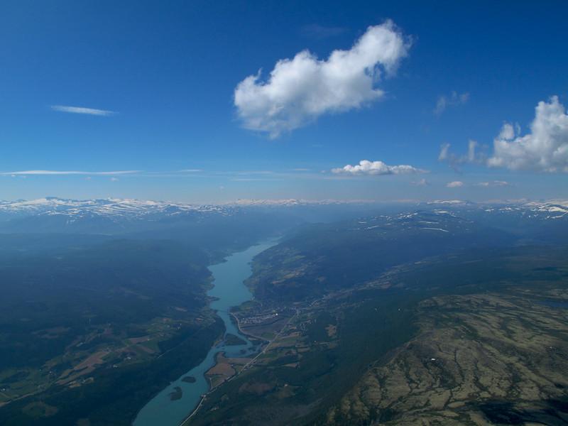 Vole-Heidal: Tilbakeblikk mot Vågåvannet