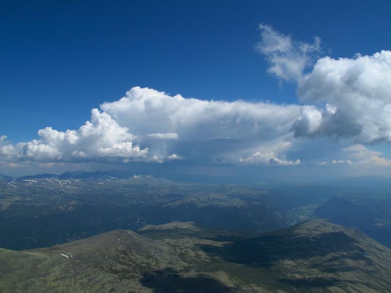 Vole-Heidal: Stor sky over Rondane