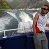 Vole-Litldalen: Båttur fra Sunndalsøra
